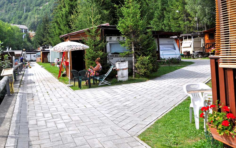 Camping aprica
